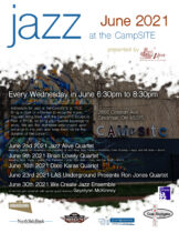 Jazz at the campSITE